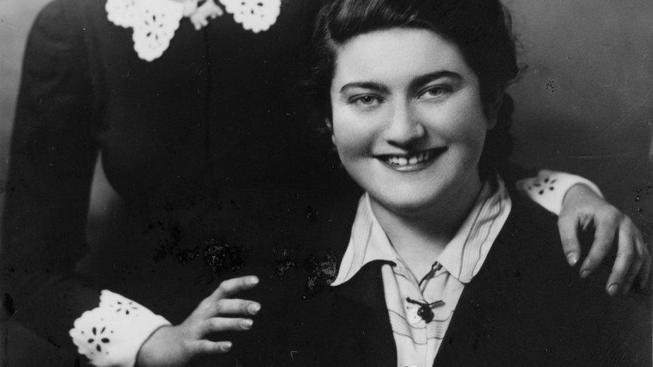 Renia jako 16-latka, 1940 r.
