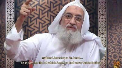Déclaré mort, le chef d'Al-Qaïda réapparaît le 11 septembre