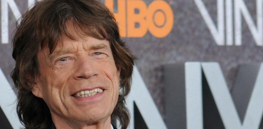 Tak wygląda ósme dziecko Micka Jaggera. Podobne do niego?