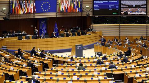 Parlament Europejski za przyjęciem zasady wiążącej praworządność z pieniędzmi unijnymi