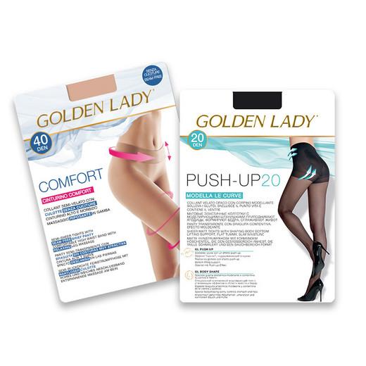 Rajstopy Golden Lady - opinie