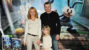 Gwiazdy na imprezie z Myszką Miki