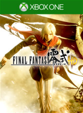 Okładka: Final Fantasy Type-0 HD