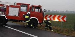 Ale gapy! Strażacy dali plamę na całego!