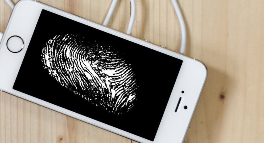 Patent: Fingerabdruckscanner für Touchscreens