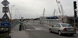 Drogowcy zamykają most w Sobieszewie!