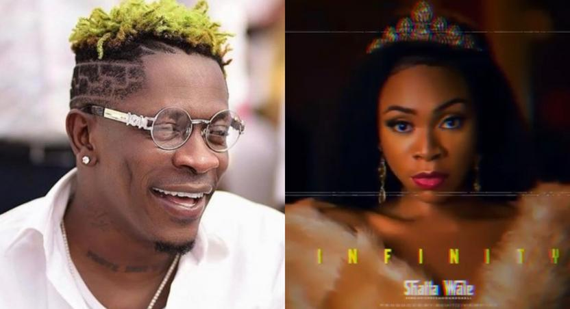 Shatta Wale's drop 'infinity' love song to celebrate Michy's 26th birthday (LISTEN)
