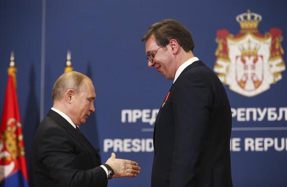 Moja politika je da u Moskvi kažem da hoćemo prijateljske i bratske odnose ali da smo na putu ka EU