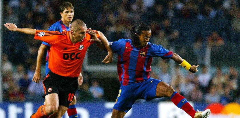 Mariusz Lewandowski wspomina mecz z Barceloną: Messi? Macie go wyłączyć z gry!