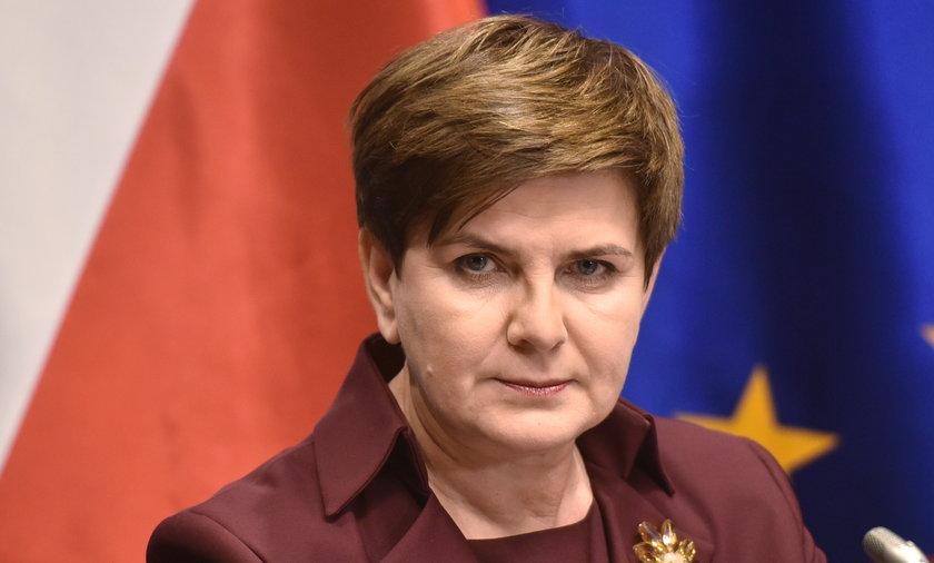 Premier Szydło o zamieszaniu wokół publikacji wyroku Trybunału Konstytucyjnego