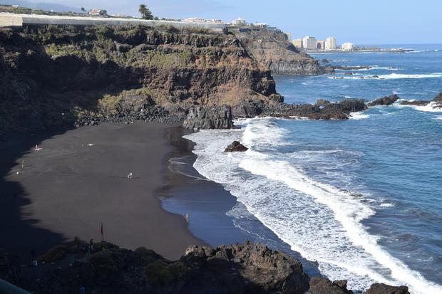 Playa El Bollullo, Teneryfa