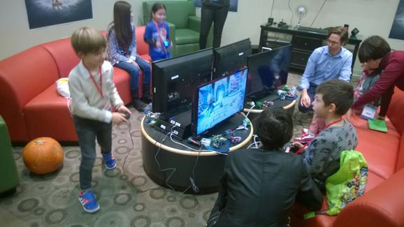Isprobavanje novih igara tradicionalno se poverava deci