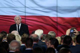 Kaczyński: Wygraliśmy po raz czwarty. Wynik dobrze wróży jeśli chodzi o wybory parlamentarne