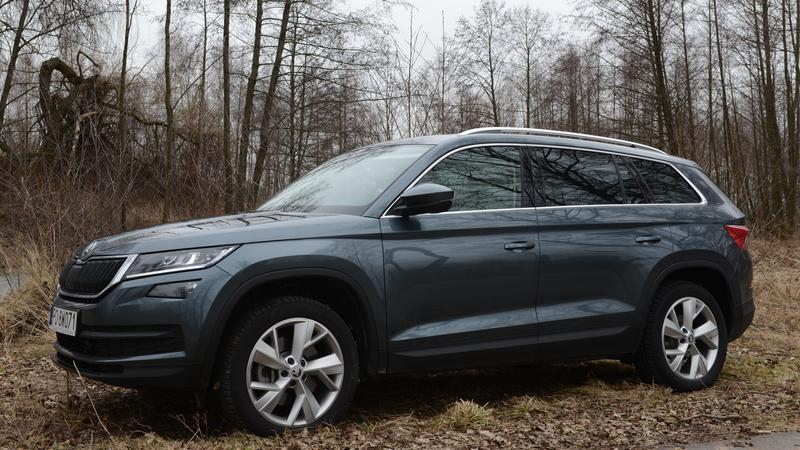 skoda kodiaq 2 0 tdi za rozs dn cen test opinie. Black Bedroom Furniture Sets. Home Design Ideas