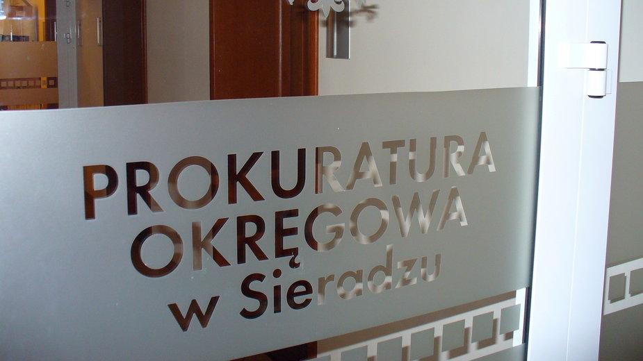 Prokuratura Okręgowa w Sieradzu