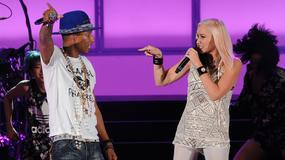 Pharrell Williams gościnnie u Gwen Stefani
