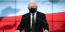 Oświadczenie Kaczyńskiego w sprawie Unii Europejskiej i nowej frakcji w PE