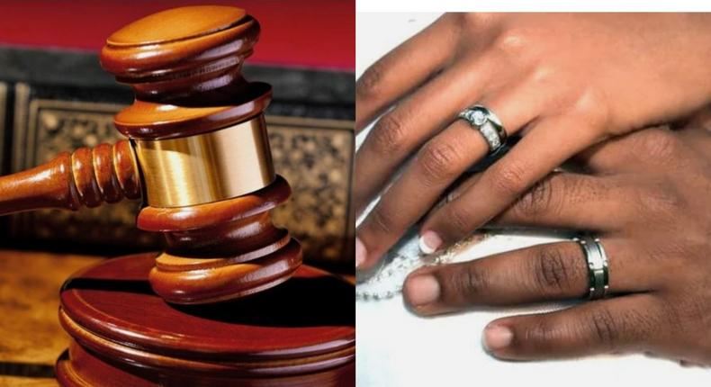 Woman seeks to divorce 'lazy' husband for not supporting her and her 10 children.