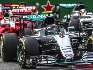 Reports: US media group buys Formula 1
