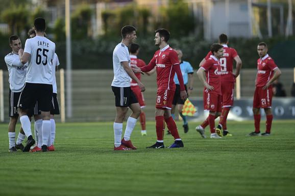 SUPERLIGA U DRUGOM PLANU Odložena utakmica FK Crvena zvezda koja je bila zakazana između dva evropska meča