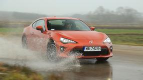 Toyota GT86 po liftingu – polubić wyzwania | TEST
