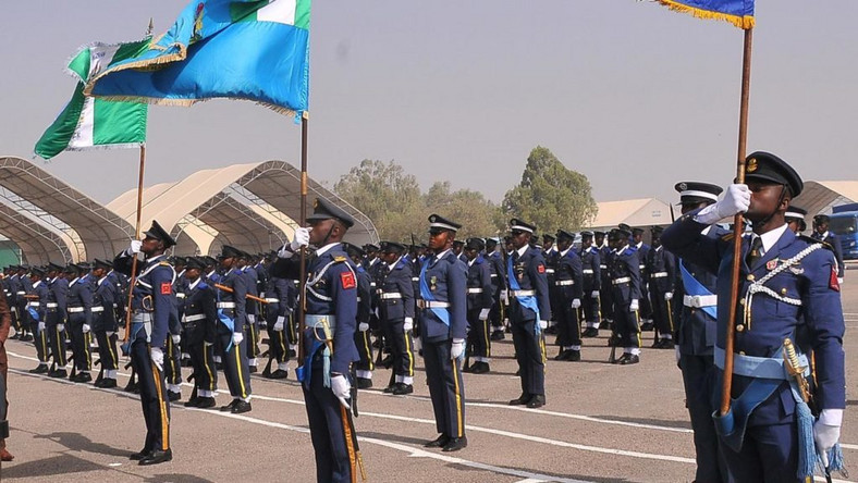 Nigerian Air Force releases names of shortlisted candidates for