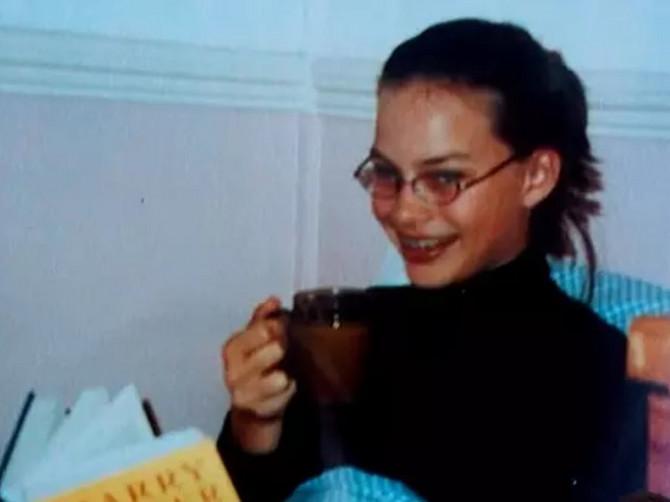 Sa 13 godina izgledala je ovako