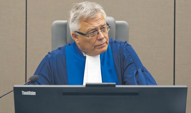 Prof. dr hab. Piotr Hofmański, w latach 1996–2015 sędzia SN, od 11 marca 2021 r. prezes Międzynarodowego Trybunału Karnego w Hadze