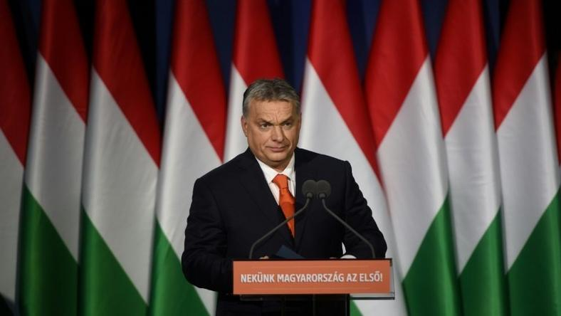 "Hungarian Prime Minister Viktor Orban says he is ready to confront a ""pro-immigration majority"" in the European Parliament"
