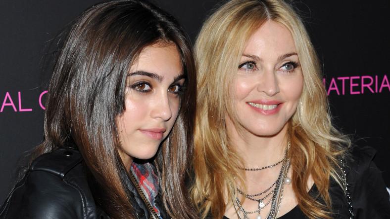 Madonna z córką