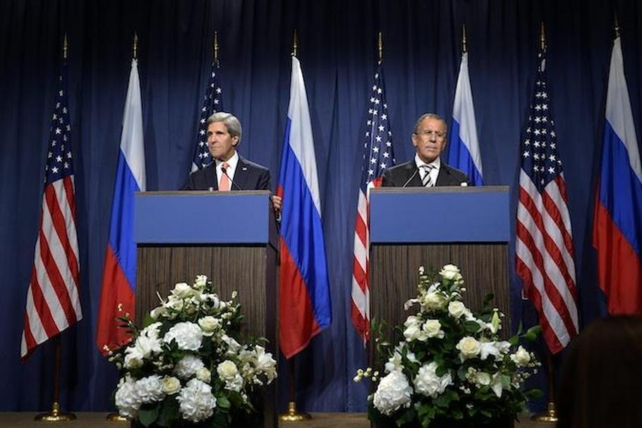 SWITZERLAND MEETING KERRY LAVROV SYRIAN