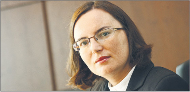 Monika Kowalczyk, rzecznik patentowy, Chałas i Wspólnicy Fot. Wojciech Górski