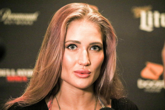 Anastasija Jankova je najjača žena u Rusiji. A tek što je lepaaa...