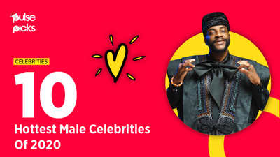 Top 10 hottest male celebrities of the year [Pulse Picks 2020]