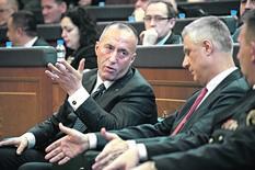 """HARADINAJ BESAN """"Policija Srbije uhapsila je pripadnike KBS-a, tražim da ih HITNO OSLOBODITE"""""""