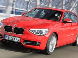 Używane BMW serii 1 – uwaga, będzie drogo!