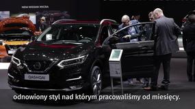 Genewa Motor Show 2017 - Nissan stawia na Qashqaia