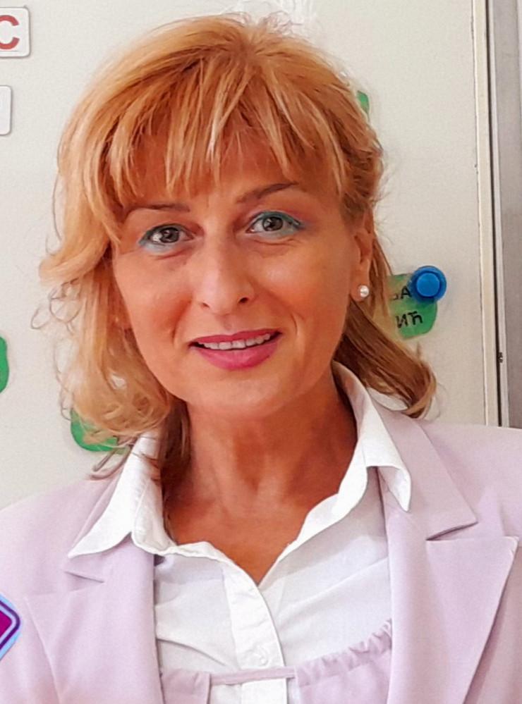 """Mirjana Stevanović, direktorka OŠ """"Matko Vuković"""" iz Subotice"""
