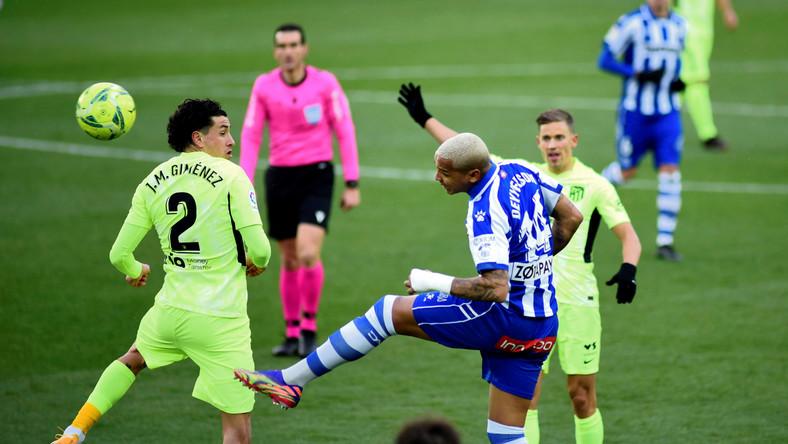 Deportivo Alaves - Atletico Madryt