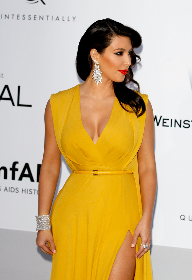 Kim Kardashian (fot. Getty Images)
