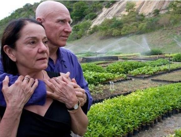 Sebastijao Salgado i Lelia Salgado zaslužni su za projekat u okviru koga je za 20 godina zasađeno više od dva miliona stabala