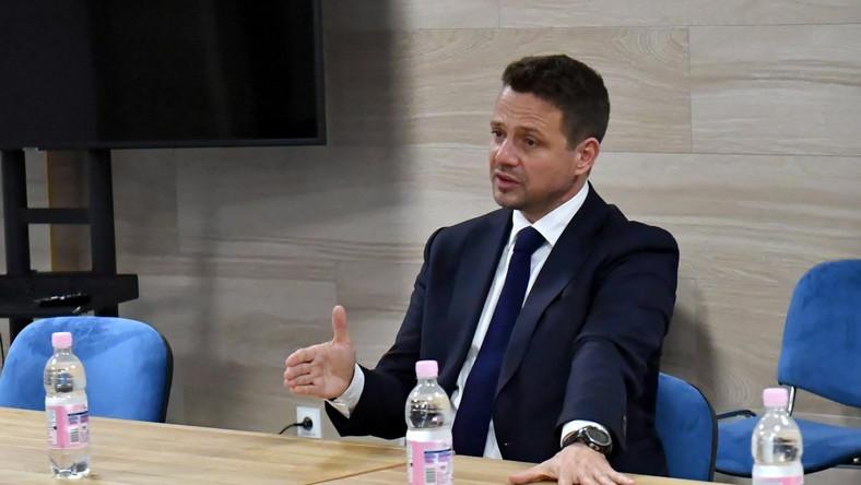 Rafał Trzaskowski warszawa