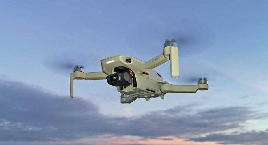 Kamera-Drohne DJI Mini 2 im Test: 4K, RAW & fette Reichweite