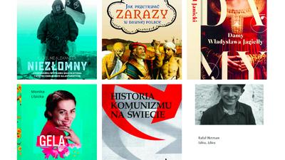 Najlepsze książki historyczne na początek lata