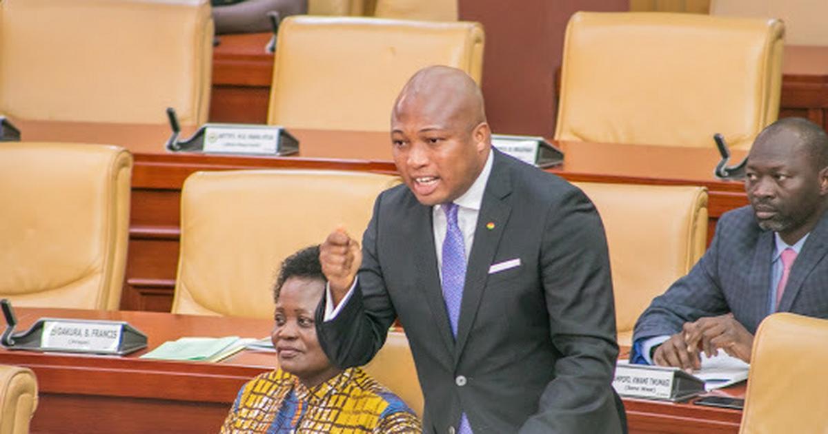 Nigeria prison break: Heighten security at our borders - Ablakwa tells gov't