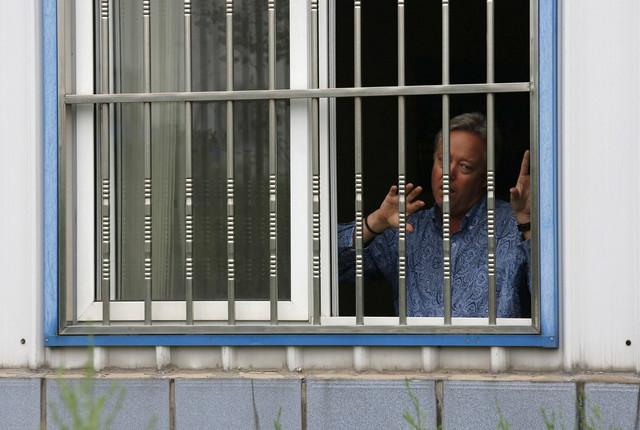 Zatočen već pet dana: Čip Starns