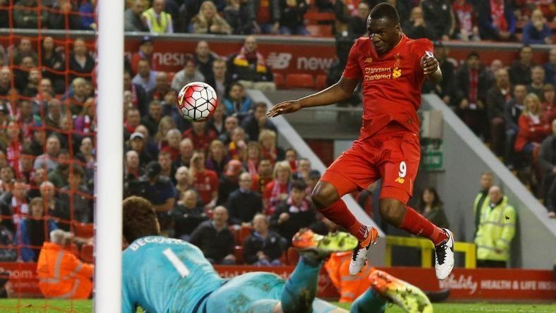 Benteke happy to stay at Liverpool but wants more game time