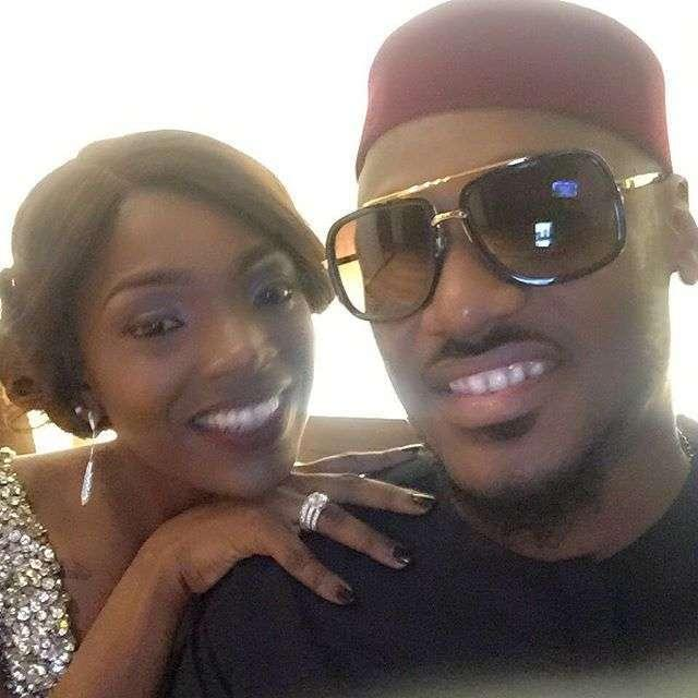 It is not clear why 2Face Idbia is apologising to Annie Idibia