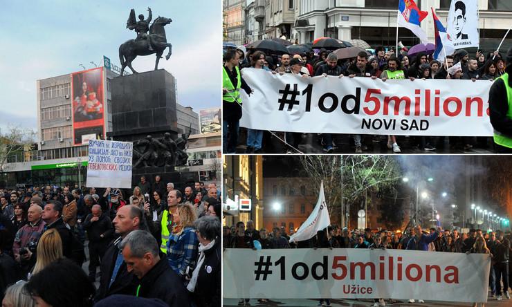 protesti foto RAS Srbija