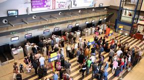 Wzrost liczby pasażerów na katowickim lotnisku